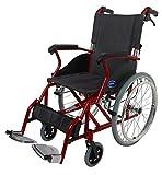 CYMAM EPSPL12-Chaise à Roulettes en Aluminium