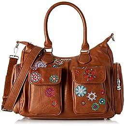 Acheter Desigual 19WAXPX0, sac bandoulière femme 15.5x25.5x32 cm... en ligne