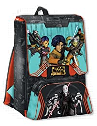 Preisvergleich für Star Wars Rebels - expandable backpack with gadgets - 2016-2017 school