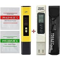 PPM Temp professionale TDS CE del tester del pHmetro Digitale Controllare  purezza di qualità dell  a5e47941b2ec3