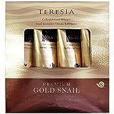teresia Premium-Nutrition Handcreme 80 ml (2,7 Unzen) x 4 Stk 2,7 Unzen Gold Snail