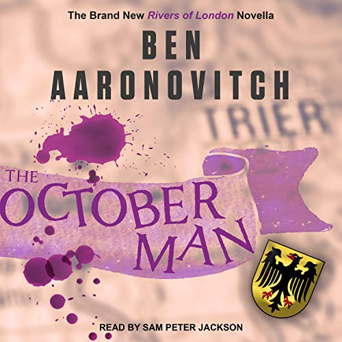 The October Man (Rivers of London, Band 1)