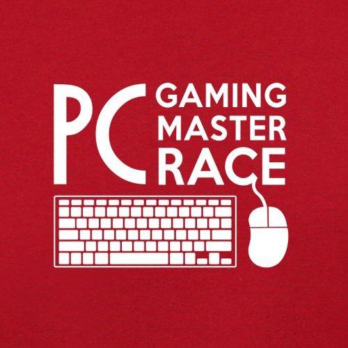 PC Gaming Race - Herren T-Shirt - 13 Farben Rot