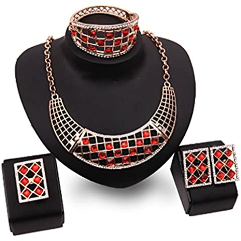 SaySure - Jewelry Sets 18K Gold Plated