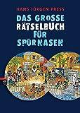 Das gro�e R�tselbuch f�r Sp�rnasen: Spannende Such-, Denk- und Wimmelbilder Bild