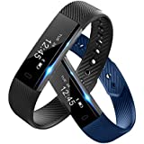 SHOPLINE Waterproof Bluetooth Smart Fitness Tracker For All Smartphones (LINE-Fitnessmust-3Smartband-AB24)