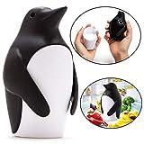 BESLIME Angry Mama Nettoyeur vapeur- Pingouin Nettoyeur Micro-ondes Convient pour la Cuisine, Réfrigérateur,1pcs
