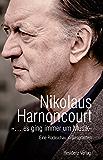 »... es ging immer um Musik«: Eine Rückschau in Gesprächen (German Edition)