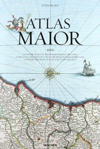 Blaeu. Atlas Maior por Dr. Peter Van der Krogt