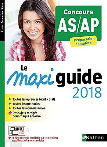 Le Maxi guide 2017 - Concours
