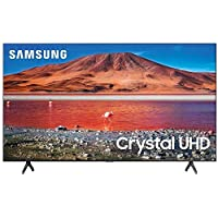 Samsung 65 Inch UHD 4K Flat Smart TV-65TU7000 (2020)