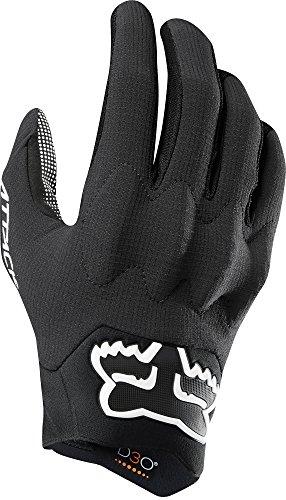 Fox Attack Glove, Black, tamaño XXL