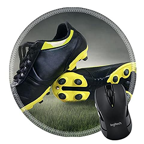 MSD Natural Rubber Mousepad IMAGE ID 27035651 Footbal boots Soccer boots shoot at field