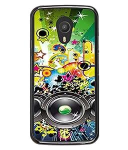 PrintVisa Designer Back Case Cover for Meizu M1 Note :: Meizu Note 1 (Hip Hop Music Disco Discotheque )