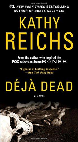 Books Mistery2: [DOWNLOAD] Deja Dead (Temperance Brennan Novels)