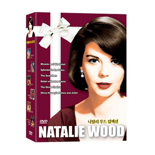 Natalie Wood Collection (Miracle On 34th Street, Splendor In The Grass, The Searchers, Rebel Without A Cause, The Silver Chalice, Olivia Hussey's Romeo and Juliet) by Natalie Wood