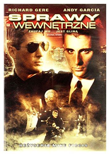 Internal Affairs - Trau' ihm, er ist ein Cop [DVD] [Region 2] (Deutsche Sprache. Deutsche Untertitel)