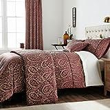 Broomhill Sofia Duvet Cover, Berry - King