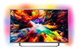 Philips 65PUS7303/12 164 cm (65 Zoll) LED (Ambilight, 4K Ultra HD, Triple...