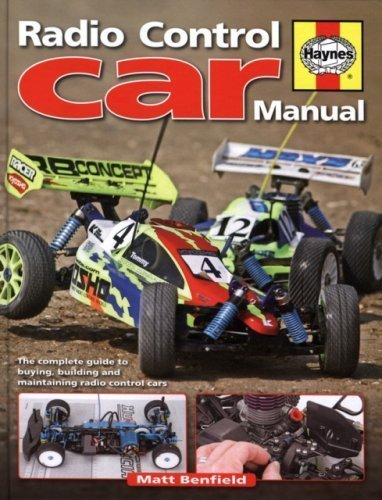 Radio-Control Car Manual: The complete guide to buying, building and maintaining by Matt Benfield (2008-09-15)
