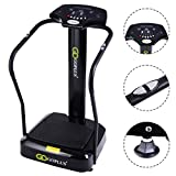 2000Watt / 2500Watt Crazy Fit Massage Vibration Power Plate Machine Oscillating Gym Fitness With 2...