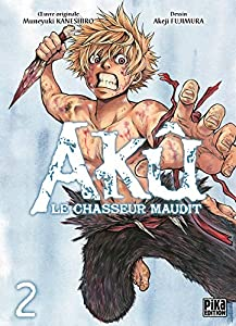 Akû, le chasseur maudit Edition simple Tome 2