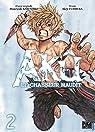 Akû, le chasseur maudit, tome 2 par Kaneshiro