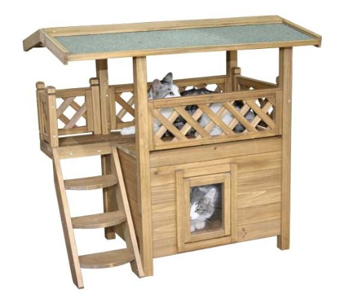 Kerbl-Cat-House-Lodge-77-x-50-x-73-cm