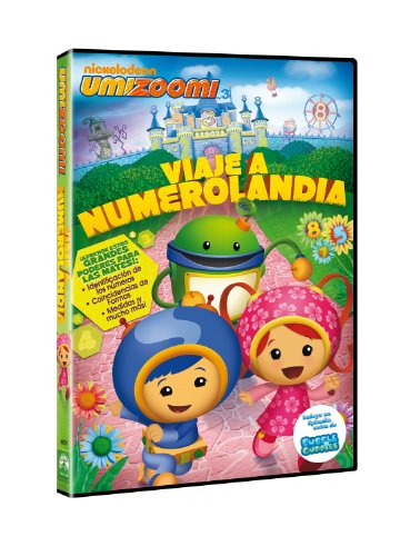 Equipo Umizoomi: Viaje A Numerolandia [DVD]