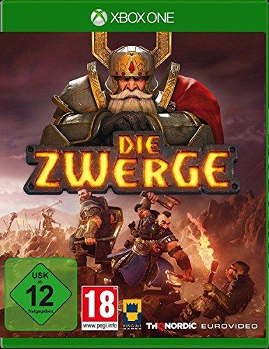Die Zwerge - [Xbox One] (Diablo Ring)
