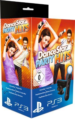 DanceStar Party Hits Move-Bundle (inkl. Move Motion-Controller gebraucht kaufen  Wird an jeden Ort in Deutschland
