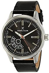 Daniel Klein Analog Black Dial Mens Watch - DK11499-2