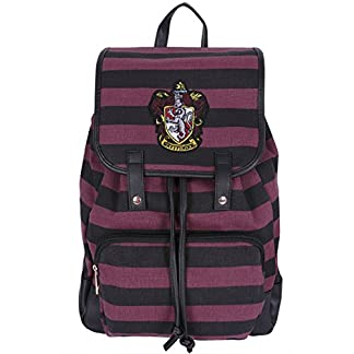 51T q8YDyZL. SS324  - La mochila negra y burdeos HARRY POTTER Gryffindor