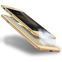 iPhone 7 Hülle,iPhone 7 360 Grad Hülle Atmungsaktiv,SainCat Hart PC Hülle mit Gehärtetes Glas Handyhülle für iPhone... preisvergleich bei billige-tabletten.eu