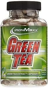 Ironmaxx Green Tea 130 Kapseln, 115,4 g