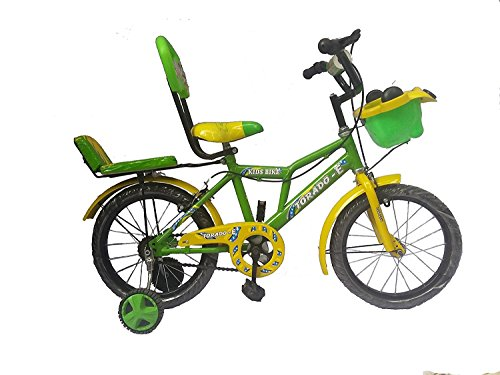 Torado Sundancer 16 inch Green semi-assemble Bicycle for 3-5 year...