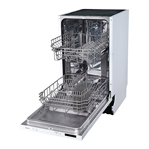 51T r1dAD3L. SS500  - electriQ 10 Place Slimline Fully Integrated Dishwasher
