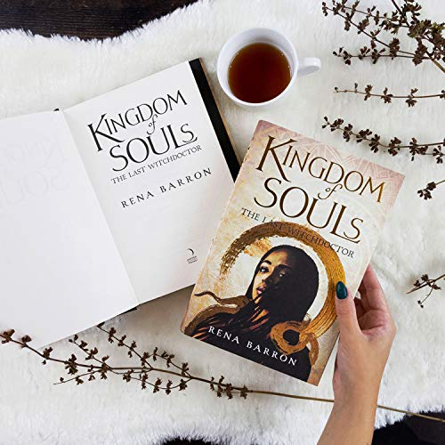 Kingdom of Souls (Kingdom of Souls Trilogy 1)