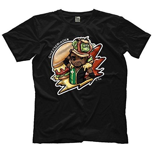 Unbekannt T-Shirt Cheeseburger King Cheesie Offiziell Bis 5XL !, Gr.:XXXXXL (Cheeseburger Shirt)