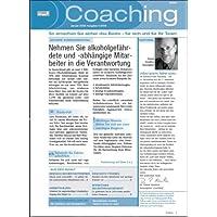 Coaching  - Mitarbeiterführung und Selbstmanagement
