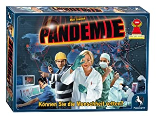Pegasus Spiele 51325G - Pandemie (B001BAUGW0) | Amazon price tracker / tracking, Amazon price history charts, Amazon price watches, Amazon price drop alerts