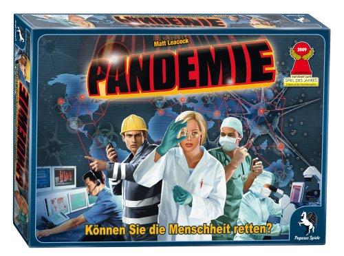 Pegasus Spiele 51325G - - Spiel Pandemie