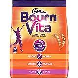 Cadbury Bournvita Chocolate Health Drink, 500 gm Refill Pack