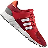 adidas Originals Equipment Support RF Sneaker BY9620, Mehrfarbig (power red-footwear white-collegiate burgundy), 38 2/3 EU