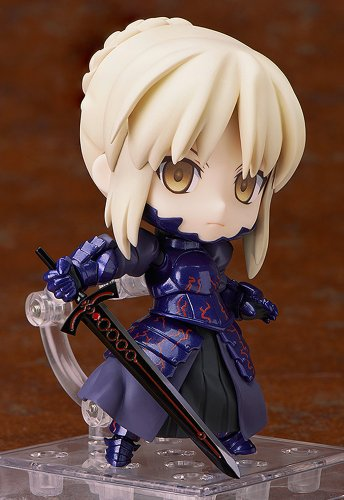 Good Smile Good Smile Fate/Stay Night: Saber Alter Nendoroid Action Figure Small Edition