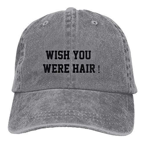 a7bb870c Aoliaoyudonggha Wish You Were Hair Cowboy Hat Vintage Chic Denim Baseball  Caps Trucker Hats