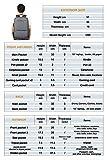 """Inateck 3-in-1-Rucksack ALS DJI Mavic Pro/Air/Mavic2 Pro/Mavic 2 Zoom Drohnen-Tasche/DSLR Kamera-Tasche / 15.6"""" Laptop-Tasche, wasserfester Multifunktions-Rucksack mit Regenschutzhülle und Stativfach Vergleich"""