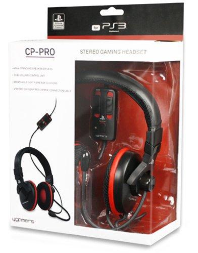 PS3 Cuffia CP-Pro