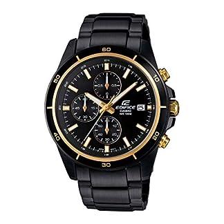 Casio Edifice Chronograph Black Dial Men's Watch – EFR-526BK-1A9VUDF (EX208)