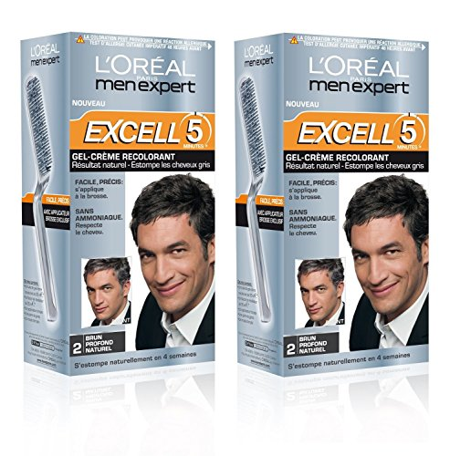 loral-men-expert-excell-5-coloration-homme-sans-ammoniaque-brun-profond-naturel-2-lot-de-2